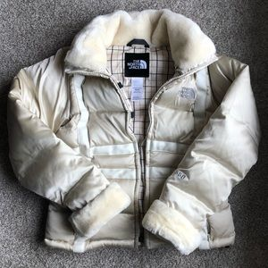 The North Face 550 Goose Down Jacket